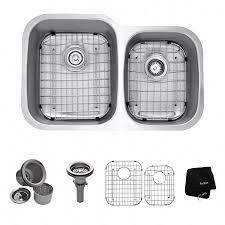 Standard Kitchen Sink Size Kitchen by Kitchen Bowl Sink Stainless Steel Sink Tops 2 Compartment