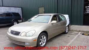 used 2001 lexus gs300 for sale lexus gs 300 2001 car for parts youtube