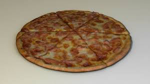 ma cuisine 3d 3d delivery pizza cgtrader