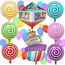 birthday balloons happy birthday balloons birthday party decorations