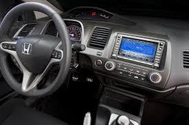 Honda Civic Si Interior 2009 Honda Civic Si Car Maintenance And Car Repairs Driverside