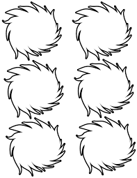 the lorax coloring pages lorax outline with the lorax coloring