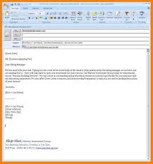 sending a cover letter and resume via email best how to write a