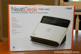 Desk Scanner Organizer Brilliant Ideas Of Neat Desk For Neatdesk Plus Desktop Scanner