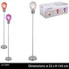 ladaire chambre bébé lampe sur pied lampadaire design ampoule bureau salon chambre enfant
