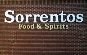 fabricated aluminum letters sorrento u0027s restaurant signs by crannie