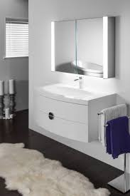 Led Bathroom Cabinet Mirror - aura 401 led bathroom cabinet with ambient under lighting home