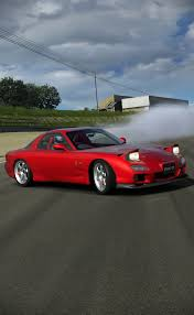 hoonigan rx7 the best track for these rx7 u0027s d