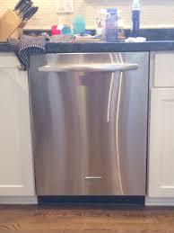 Kitchenaid Dishwasher Utensil Holder Kitchenaid Dishwasher No Lights On Front Panel Home Design