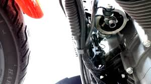 how to change the engine oil on 2007 harley davidson sportster
