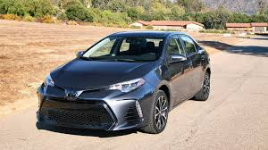 2017 toyota corolla preview