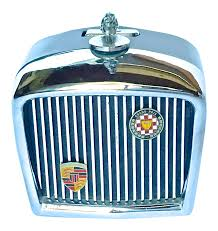 jaguar grill vintage jaguar grill novelty lighter chairish