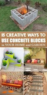 25 garden edges and borders edging ideas concrete blocks and