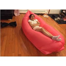 new arrive inflatable air sleeping bag air sofa 8