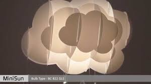 Glass Droplet Ceiling Light by Cloud U0026 Rain Drop Ceiling Pendant Light Shade 19495 Youtube