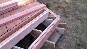Corner Deck Stairs Design Building Deck Stairs Around A Corner Home Design Ideas