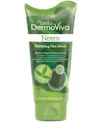 Scrub Viva wash vatika dermo viva neem purifying scrub pakcosmetics