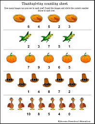 thanksgiving printables for preschoolers festival collections