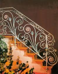 Design For Staircase Railing Best 25 Rod Iron Railing Ideas On Pinterest Iron Staircase