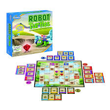 amazon com thinkfun robot turtles board game amazon launchpad