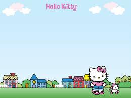 hello kitty halloween background hello kitty rainbow wallpaper desktop