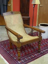 anglo indian teak plantation chair with folding arms the shops