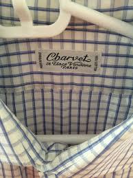 charvet dress shirt size 38 styleforum