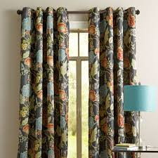 Brown Floral Curtains Curtains Ideas Black Floral Curtains Inspiring Pictures Of
