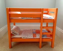 Free Patterns For Doll Bunk Beds by Bunk Beds American Bunk Bed With Desk American Bunk