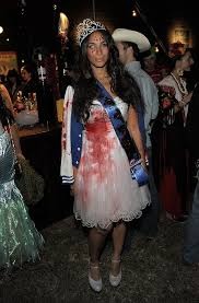 Bloody Nurse Halloween Costume 90 Cute Crazy Creepy Celebrity Halloween Costumes Leona