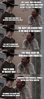 Rick And Carl Meme - list of synonyms and antonyms of the word hey carl meme