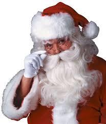 santa beard rubie s deluxe santa beard and wig set white one