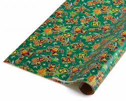 green christmas wrapping paper wrapping paper shop american greetings