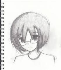 gallery simple anime drawings in pencil drawing art gallery