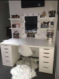 Makeup Room Decor The 25 Best Makeup Room Decor Ideas On Pinterest Teen Bed Room