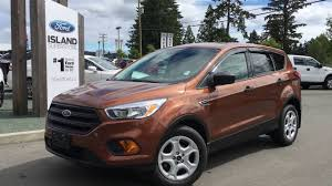 Ford Escape Colors - 2017 ford escape s canyon ridge metallic island ford youtube