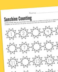 free printable third grade math worksheets for kindergarten