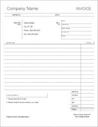 free sample invoice small business invoice template best resume gallery