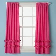 Magenta Curtain Panels Ragamuffin Pink Curtain Panels