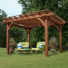 patio furniture gazebo free standing pergola 10 x 12 gazebo kit backyard patio canopy