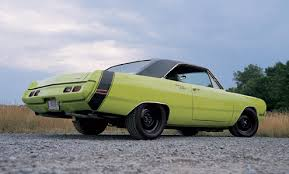 lime green dodge dart 1970 dodge dart rod