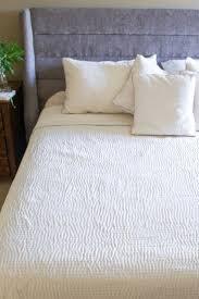 Modern White Bed Frame Best 25 White Quilt Bedding Ideas On Pinterest Quilted