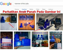 hammer of thor palu biru dan kuning palsu ini klg herbal