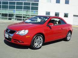 red volkswagen convertible 2008 volkswagen eos specs and photos strongauto