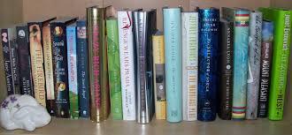 Paperback Bookshelves Books Etc Touring My Bookshelves Shelf 4