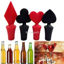 2017 design wine stopper sunflower wine bottle caps 100