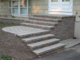 Retaining Wall Stairs Design Rockland Pavers Design Driveways Walkways Patios