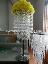 Crystal Flower Vases Crystal Wedding Centerpiece Stand Wedding Centerpiece Flower Vases