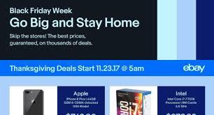 black friday deals at ebay 2017 s best discounts the gazette