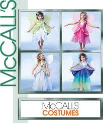 Fairy Costumes Mccall U0027s 4887 Chidren U0027s Fairy Costumes